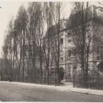 1895 eerste Helmersstraat met tekst